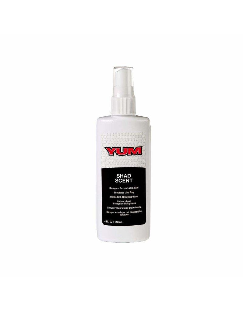 Yum Spray Attractant Shad 4 oz