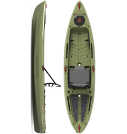 Crescent Kayaks Ultra-Lite Tackle 10'