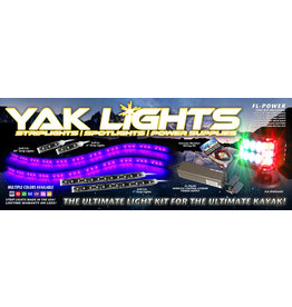 Yak Lights Flex Lights Power Kit