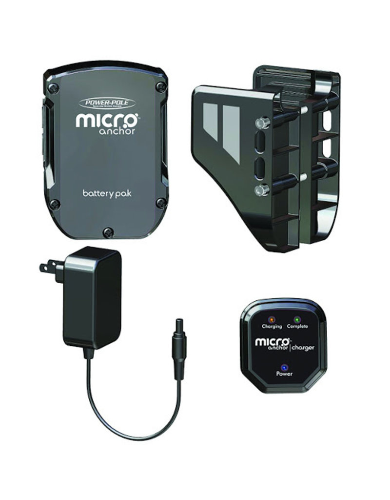 Power Pole Power-Pole Micro Battery Pak & Charger