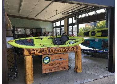 Kayaks and watercraft