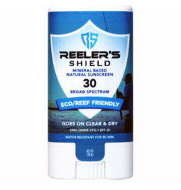 Reeler's Shield Reeler's Shield Natural Sunscreen