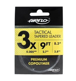 AIRFLO TAPERED MONO LEADER HIGH TECH 9'