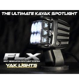 Yak Lights Flex Spotlight w/ Nav Lights