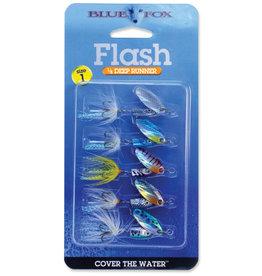 Blue Fox Flash Spinner Kit