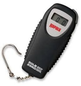 Rapala 50Lb Rapala Mini Digital Scale