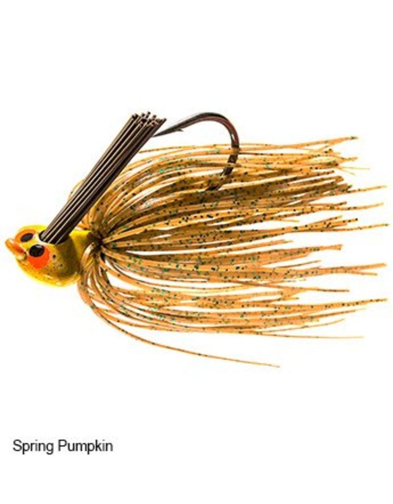 Bass Fishing Lure// DR Custom Flipping Jig 1//2 oz.
