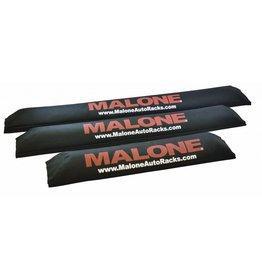 "Malone Aero30 30"" Aero Bar Rack Pads"