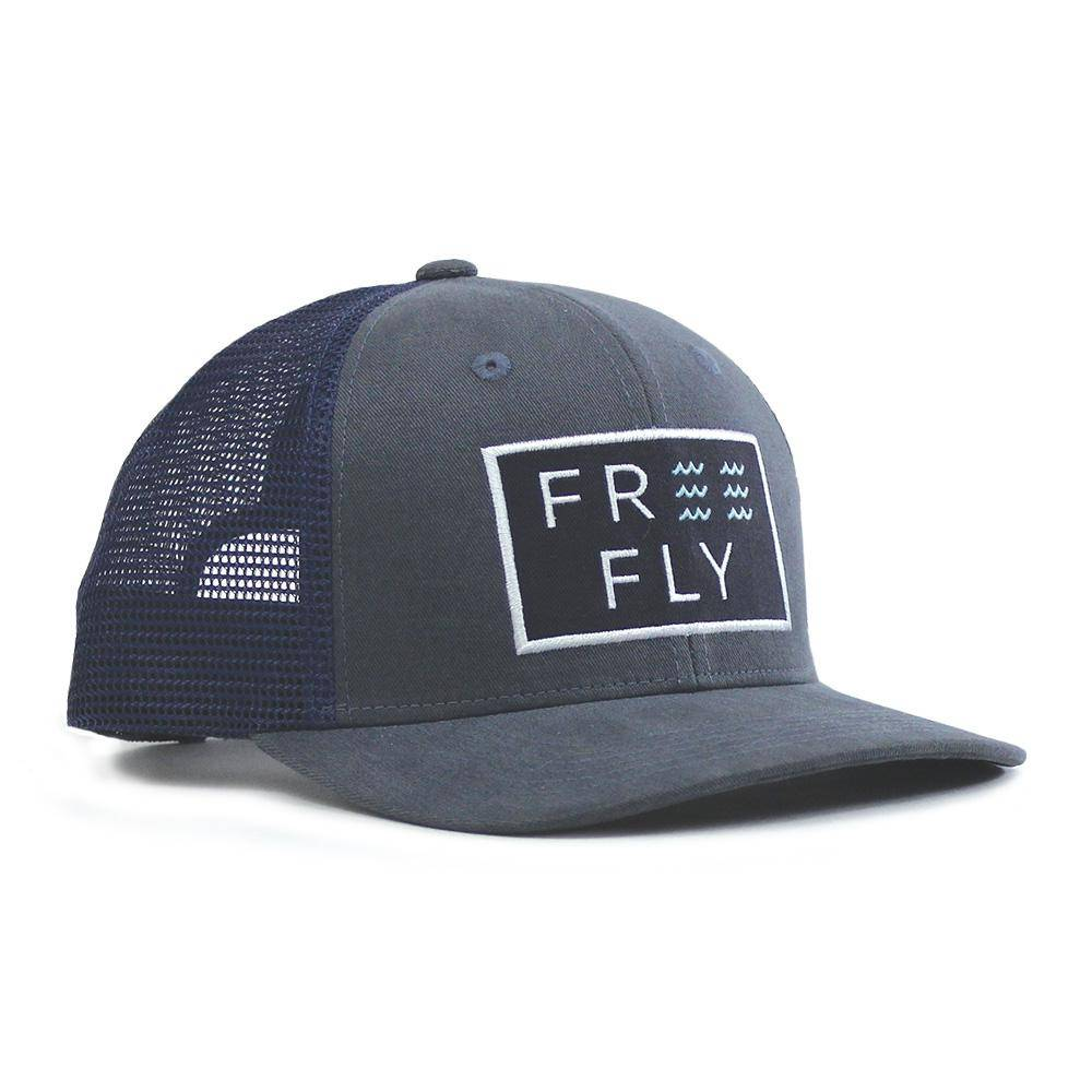 f4691a34 Wave Snapback- navy - H2:4 Outdoors