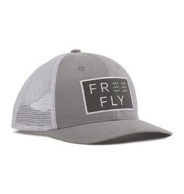 Free Fly Wave Snapback-cement