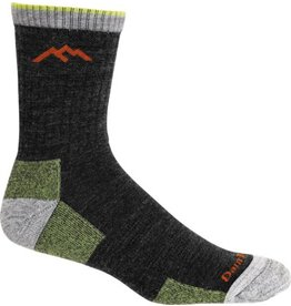 Darn Tough Socks Hiker Micro Crew Sock Cushion Lime Large