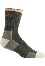 Darn Tough Socks Hiker Micro Crew Sock Cushion Olive Large