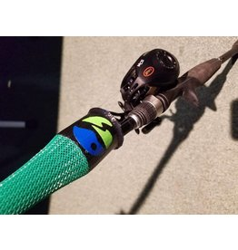 TRC Covers Custom Baitcasting rod cover