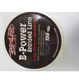 BoneHead Tackle B-power Braided Line