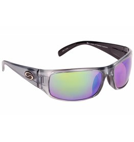 strike king S11 Optics Polarized SG Okeechobee, Clear Gray