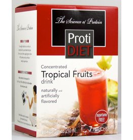 ProtiDiet Tropical Fruit Drink Concentrate