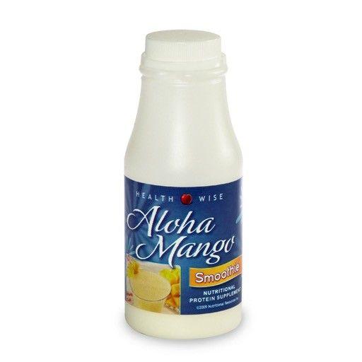 Healthwise Aloha Mango Smoothie - Shake Shake