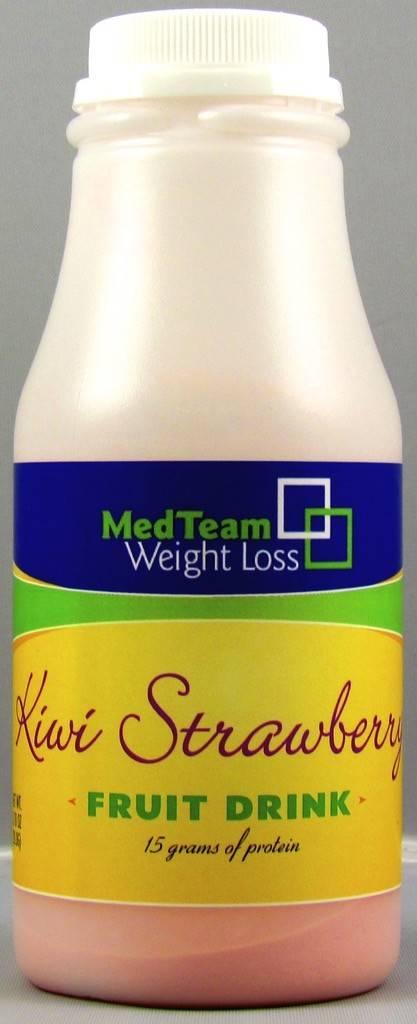 Healthwise Kiwi Strawberry Fruit Drink - Shake Shake