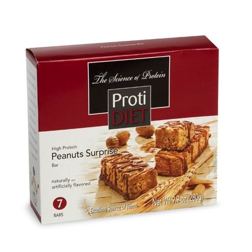 ProtiDiet Peanut Surprise Bar