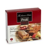 ProtiDiet Old Fashioned Strawberry & Peanuts Bar