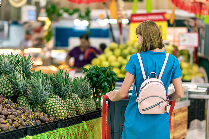 How To Do Smart Supermarket Shopping?