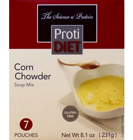 ProtiDiet Corn Chowder Soup