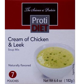 ProtiDiet Cream of Chicken & Leek Soup