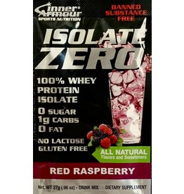 Inner Armour Isolate Zero Red Raspberry Drink Mix