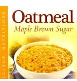 Healthwise Maple Brown Sugar Oatmeal
