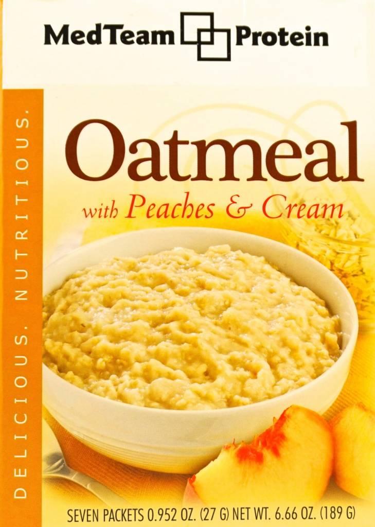 Healthwise Peaches & Cream Oatmeal