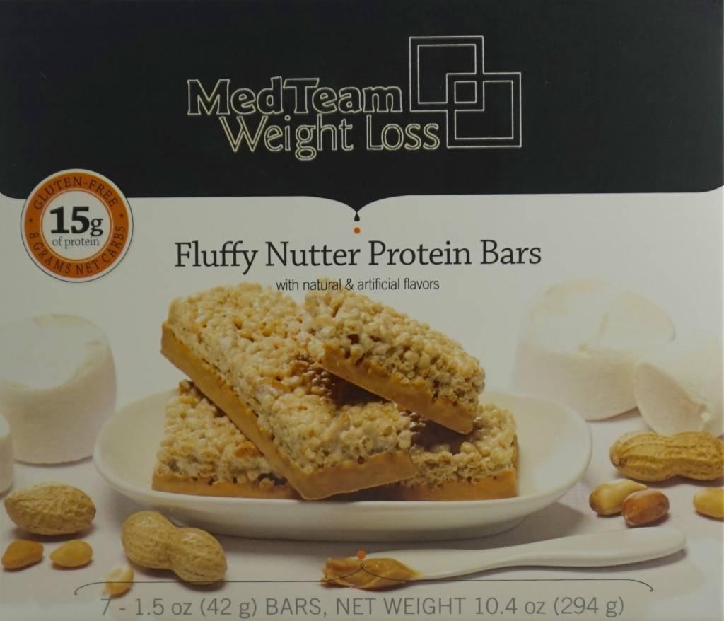 Bariatrix Fluffy Nutter Protein Bars