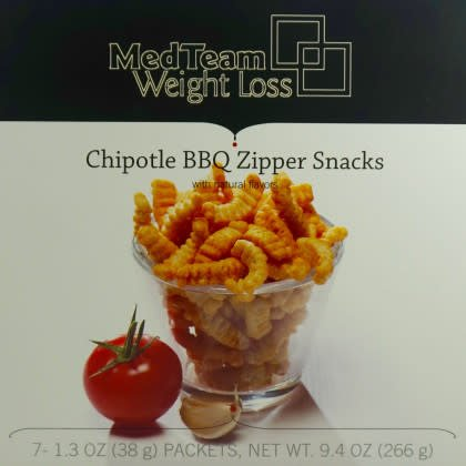 Bariatrix Chipotle BBQ Zipper Snacks