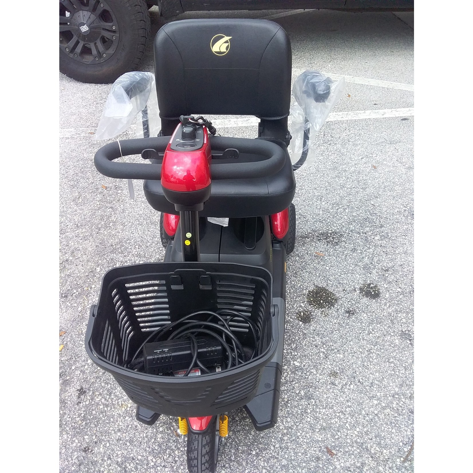 Pre-owned - Golden Tech 3 Wheel Buzz Around
