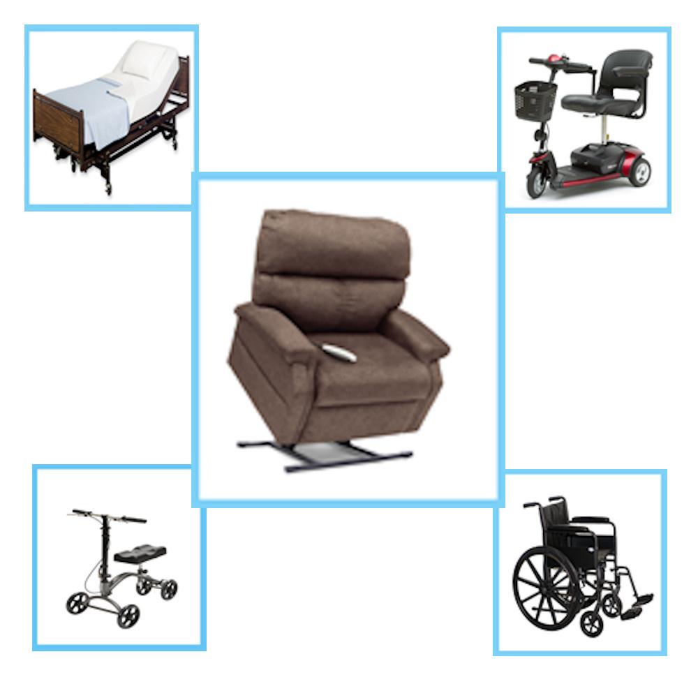 Rentals: Medical Equipment