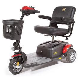 Golden Technologies Buzzaround EX - 3 Wheel Red