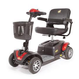 Golden Technologies Buzzaround EX - 4 Wheel Red