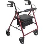 Probasics 4 Wheel Walker 5'' RED