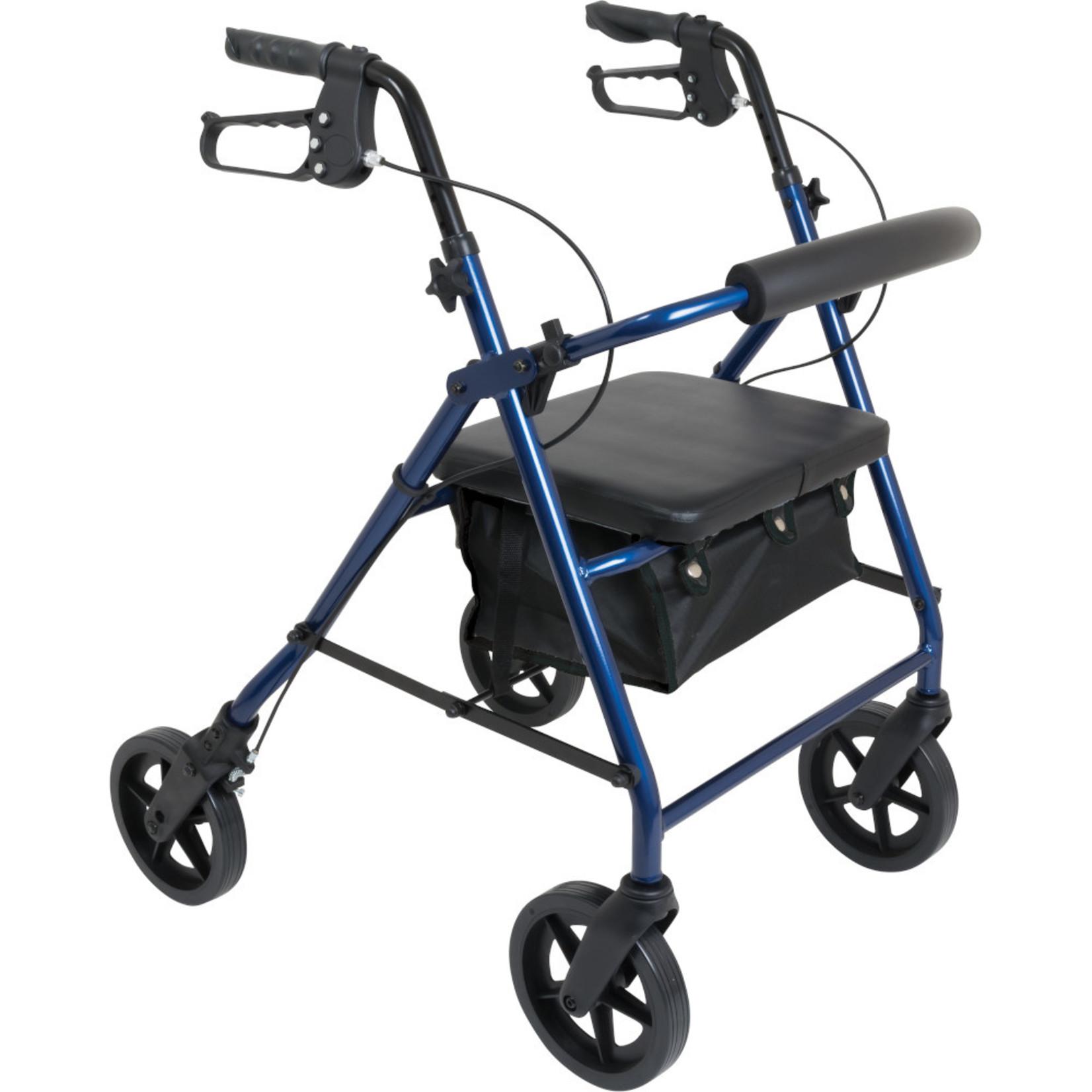 Probasics 4 Wheel Walker 8'' BLUE