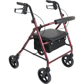 Probasics 4 Wheel Walker 8'' RED