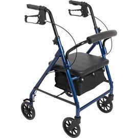 Probasics 4 Wheel Walker Junior 5'' BLUE