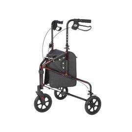 3 Wheel Walker - RED
