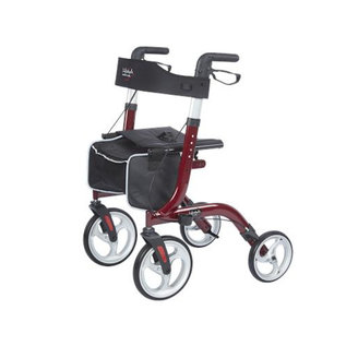 Euro Style Rollator RED