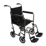 Probasics Steel Transport Wheelchair