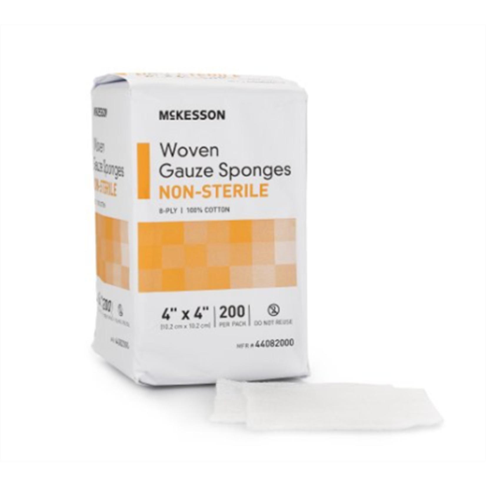 Gauze Sponge 4x4 8ply NS