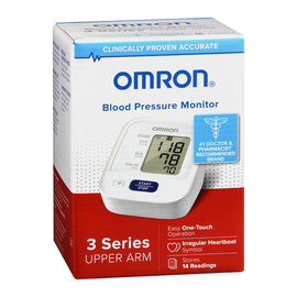 Flamingo Care Products Omron 3 Series Arm BPMonitor