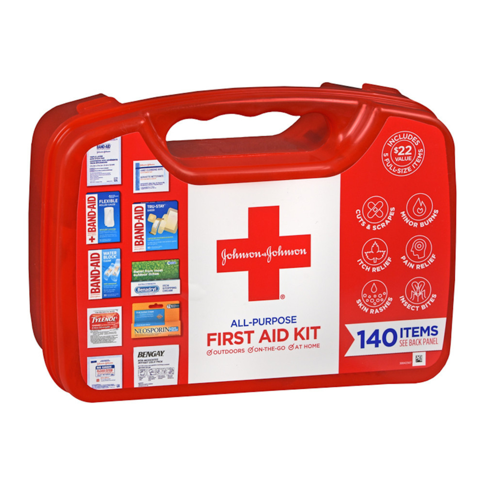 Flamingo Care Products FIRST AID ALL PURPOSE KIT