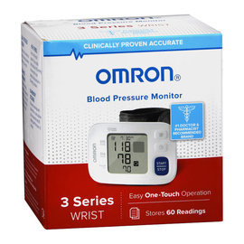 Flamingo Care Products BLOOD PRESSURE WRIST OMRON