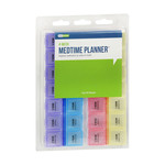 Flamingo Care Products Pill Dispenser Monthly Med time planner