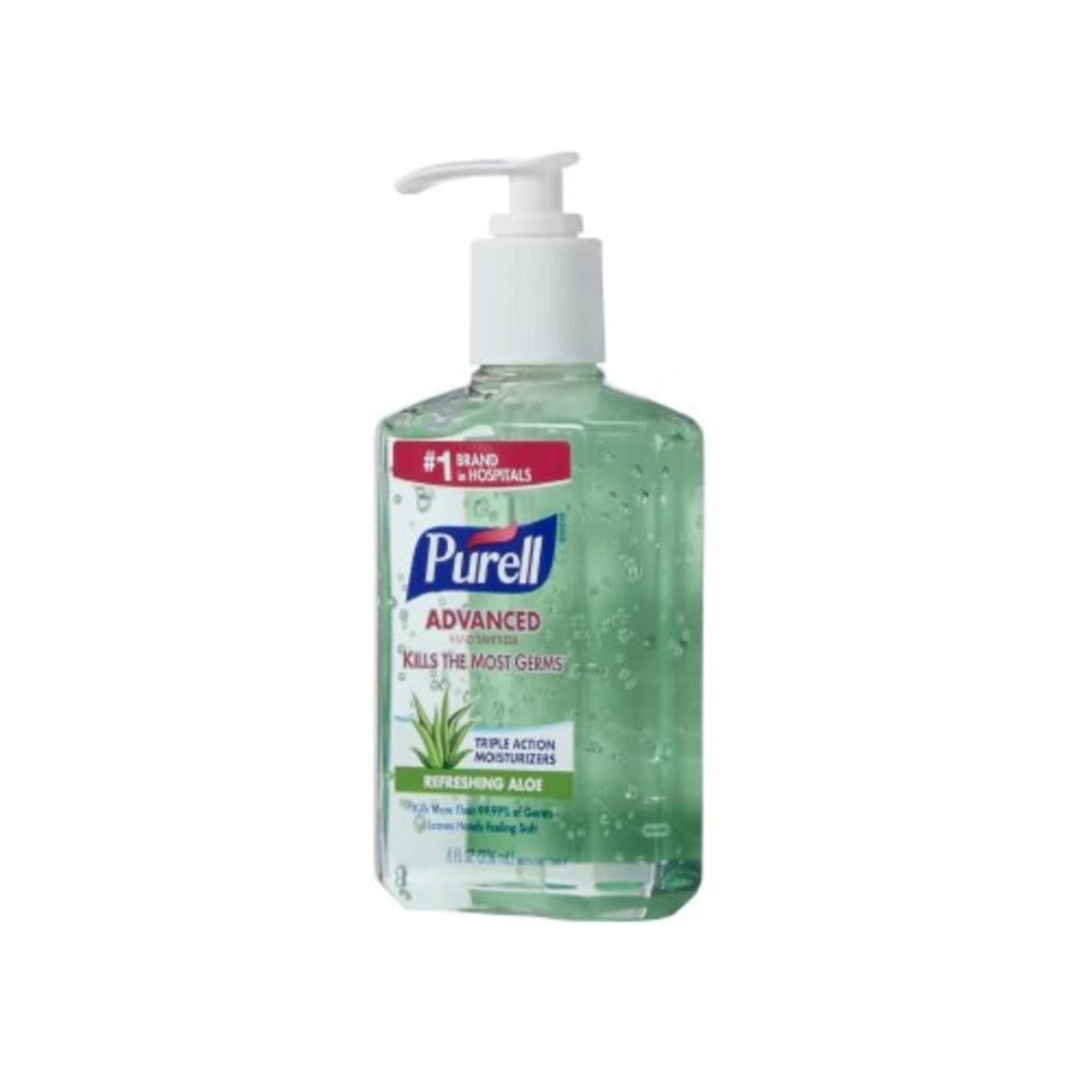Hand Sanitizer  8oz ALOE