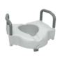Flamingo Care Products TOILET RISER W/ LOCK AND ARMS